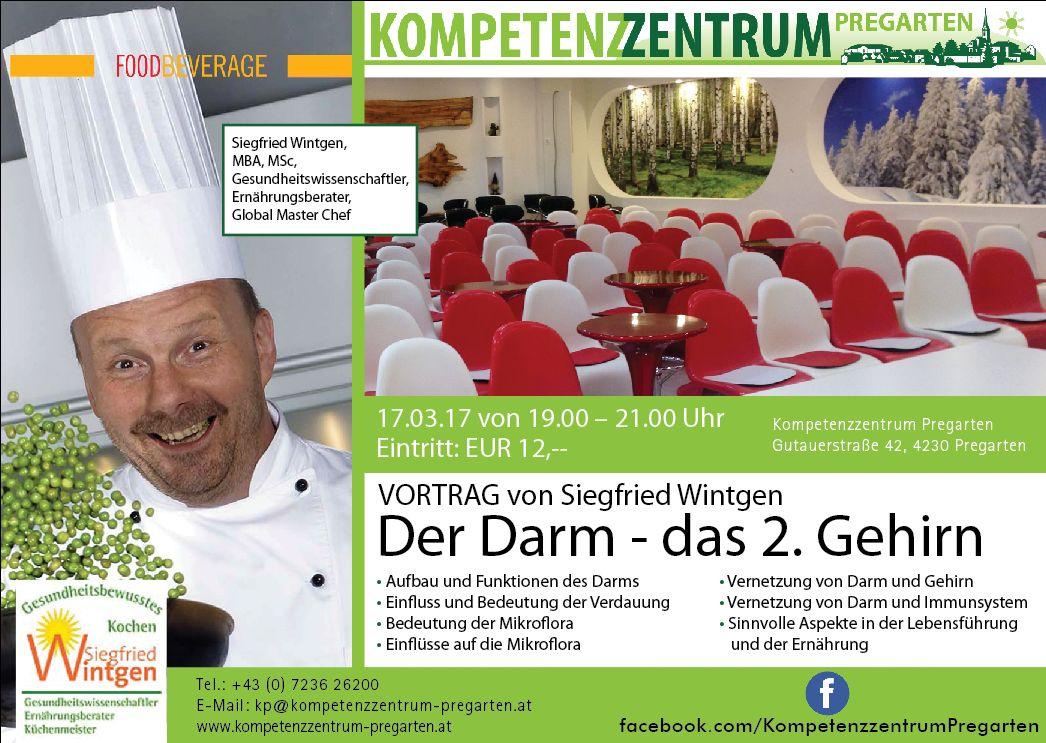 Vortrag von Siegfried Wintgen